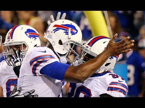 EJ Manuel drops it in perfectly for a touchdown - 2015 NFL Preseason Week 1 highlight