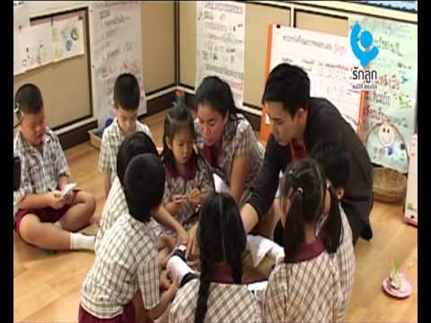 talk about kids ร.ร.อนุบาลธีรานุรักษ์ 1/1(24/08/55)
