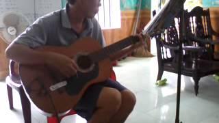 Trái tim không ngủ yên. Guitar solo Sỹ Thuấn
