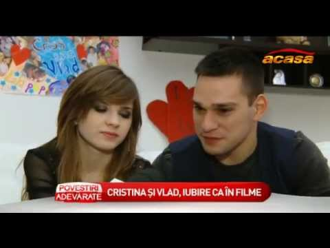Cristina si Vlad - INTERVIU - POVESTIRI ADEVARATE