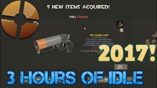 Team Fortress 2 - 3 Hours of Idle in 2017