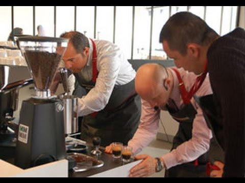 CAFÉS RICHARD - Trainings at the Académie du Café and the UniversiThé