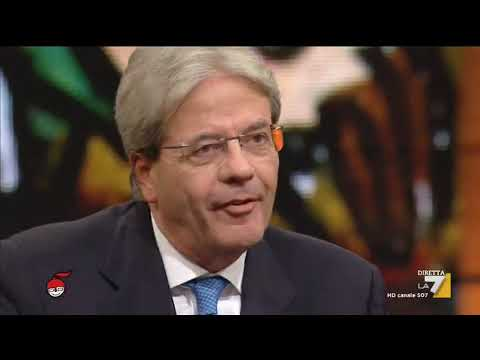 L'intervista all'ex premier Paolo Gentiloni sul nuovo governo e la situazione interna al Pd