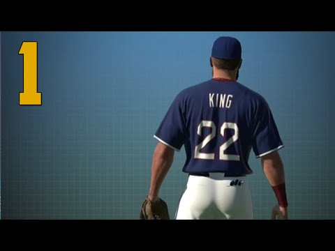 """MLB 15 The Show - Road to the Show - Part 1 """"THE KING IS BACK"""" (Gameplay & Commentary)"""