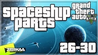 GTA V Spaceship Parts (26-30)
