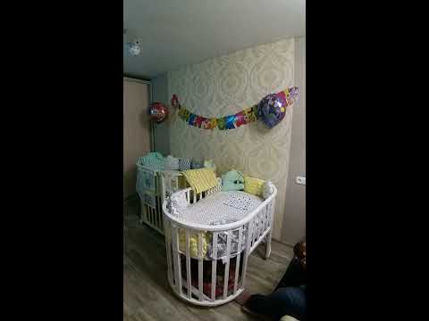 Обустройство детской комнаты. Вещи для младенца
