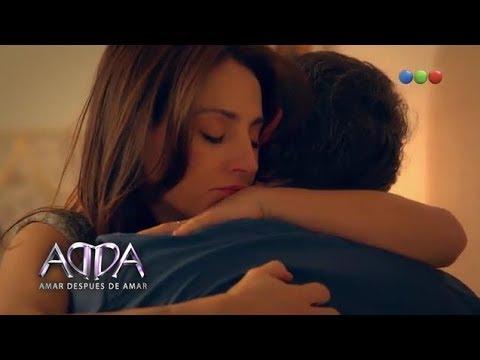 Damián y Carolina  Amar después de Amar  ADDA 2