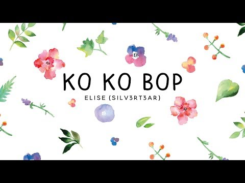 (Acoustic English Cover) EXO - Ko Ko Bop | Elise (Silv3rT3ar)