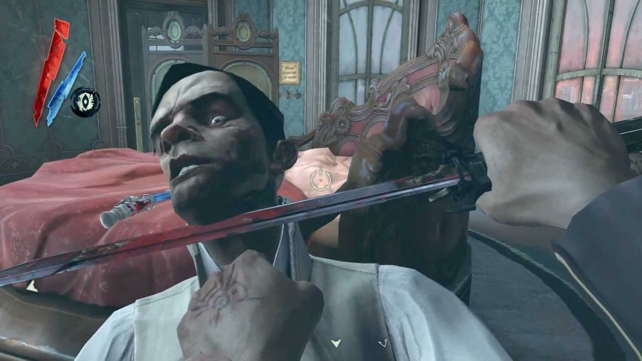 how to kill the fish in dishonored