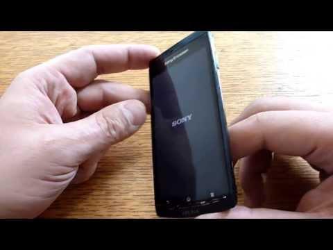 Sony Ericsson Xperia Arc S (LT18i) dead