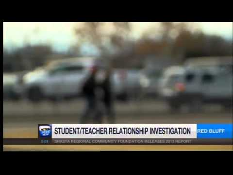 Red Bluff High Student/Teacher Relationship Investigation