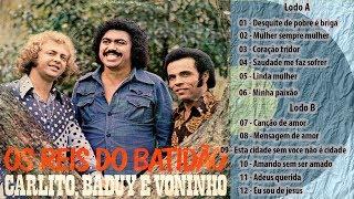 CARLITO BADUY E VONINHO- OS REIS DO BATIDÃO - VOL 2 - 1976 (LP completo)