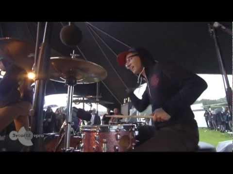 Cerebral Ballzy - On The Run Live op Metropolis Festival 2012