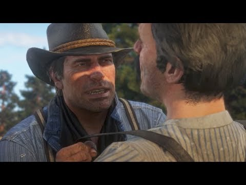 Red Dead Redemption 2 - Story Trailer