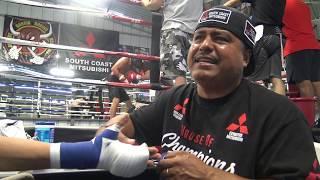 Baixar Vergil Ortiz (Future P4P King) & Robert Garcia Last Day At Gym Before Fight EsNews Boxing
