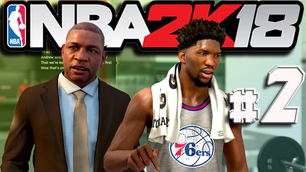 6efb1ea69d9 NBA 2K18 - NEW STORYLINE in MyGM & MyLeague - YouTube