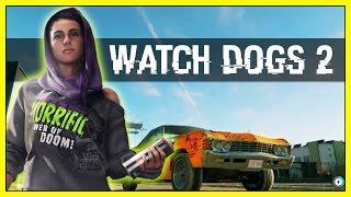 СЕКРЕТНЫЕ Машины Watch Dogs 2 #2