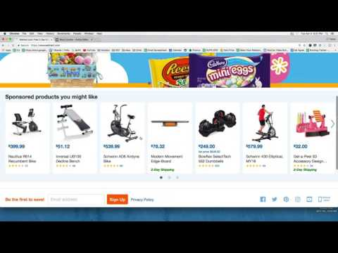 Practice Pricing Products for the ebay Retail Drop shipping Strategy