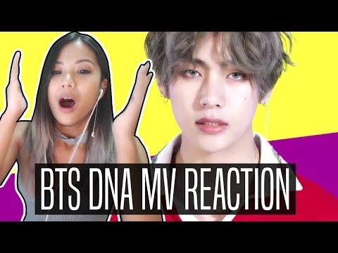 BTS DNA MV REACTION | I WAS ATTACKED