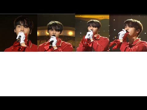 "VIXX's N @ King of Mask Singer ""암연(Tearful)"" Eng/Han Lyric Video"