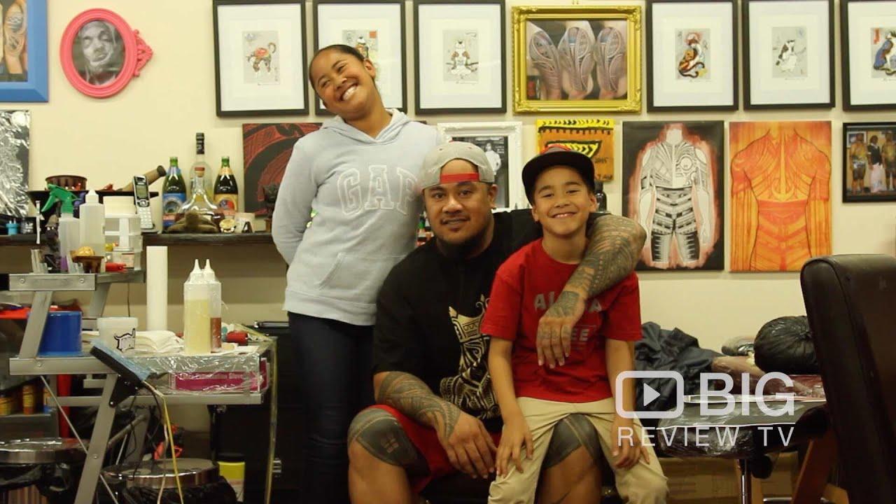 Body Art Taupou Tatau Tattoo Shop Wellington Nz Review Content Youtube