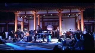Kitaro - Hajimari / Sozo (live in Nara, Japan - 2001)