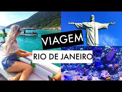 5 DIAS COMIGO - MINI FERIAS RIO DE JANEIRO VLOG