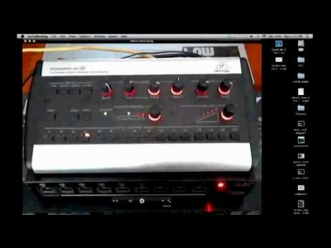 Behringer X32 P16-M Personal Monitor System Performer Setup & Operation