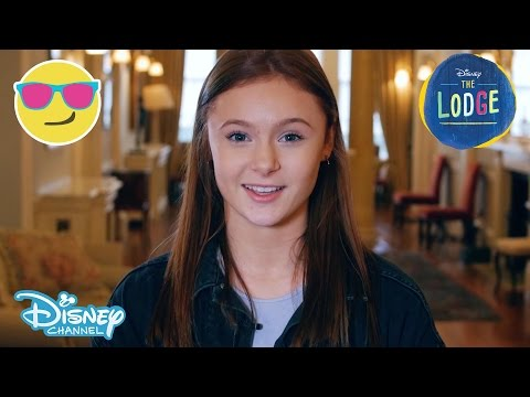 The Lodge   Season 2 Table Read   Official Disney Channel UK