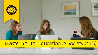 Study Youth, Education and Society at Utrecht University