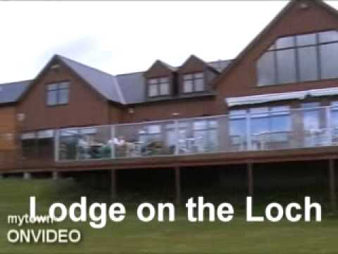 The Lodge on the Loch of Aboyne Aberdeen from aberdeenonvideo.co.uk