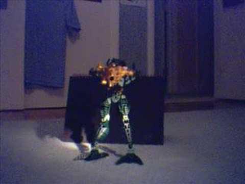 Bionicle Zaktan's Disco Party