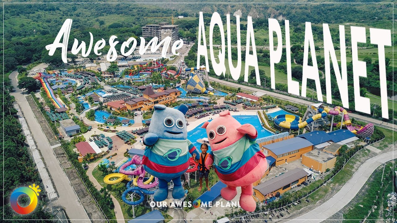 Download Awesome Aqua Planet! (Pampanga Water Park and Slides, Philippines)