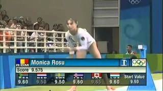 Monica Rosu   Vault   2004 Olympics Event Final