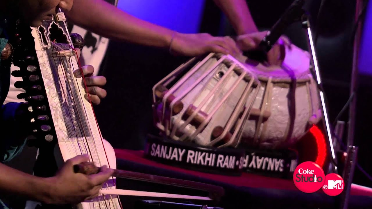 Kajar Bin Kare - Karsh Kale feat Salim Merchant, Coke Studio @ MTV Season 2