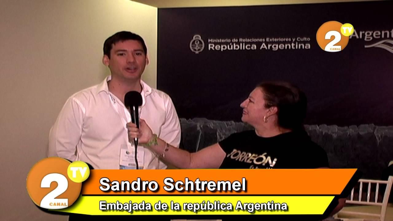ECOS DE:  EXPO ALADI 2016.... Argentina