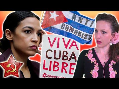 Democrats Love Communism More Than Cuba | Cuba Protests