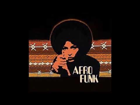 Afro Funk Bailar 2017  Parte tudo Márcio Fernandes MF