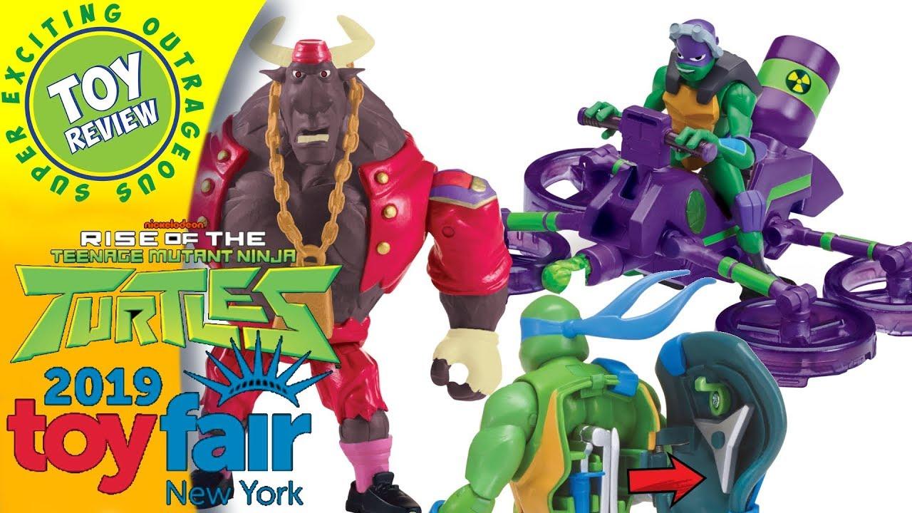 Rise of the Teenage Mutant Ninja Turtles Press Images ...