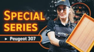 How to replace Brake caliper PEUGEOT 307 SW (3H) Tutorial