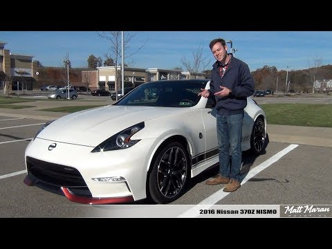 Review: 2016 Nissan 370Z NISMO (Manual) - A Dying Breed