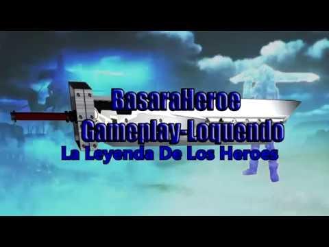 La Leyenda De Los Heroes / Modo Historia Opening