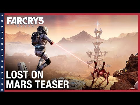 Far Cry 5: Lost On Mars Teaser Trailer | Ubisoft [NA]