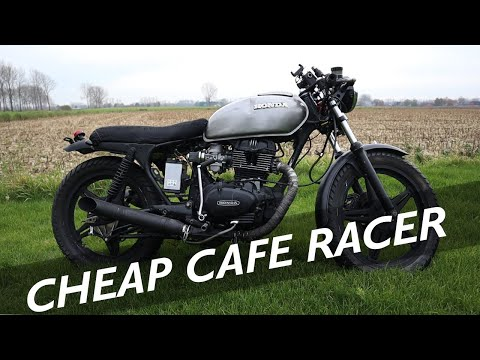 Buying The Cheapest Café Racer On Craigslist (1978 Honda CB250Twin)