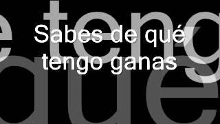 Curro Andrés - Sabes de qué tengo ganas (Cuplé por Bulerías)