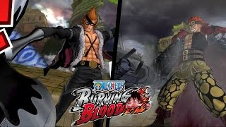 One Piece: Burning Blood Online - Kid & X-Drake - 2000 POINT SUPERNOVA feat. Sabo  [Live Commentary] Mp3