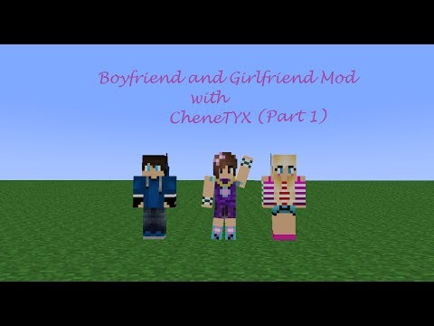 Minecraft dating mod