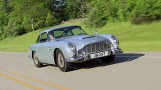 Best car!  Aston Martin DB5 James Bond Car