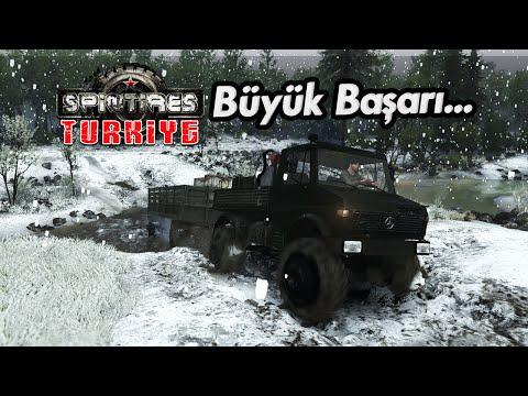 SpinTires - Türk Modunun Büyük Başarısı!