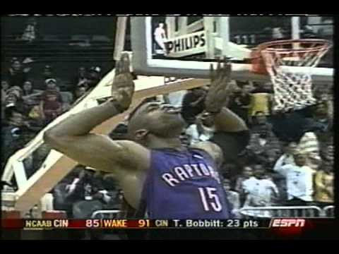 NBA Top Ten Plays: First Half of 2003-2004